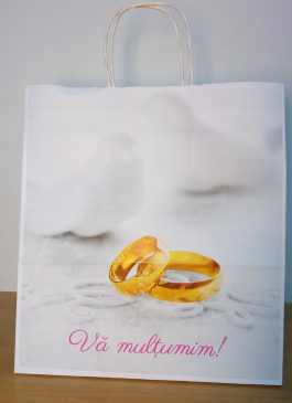 Punga nunta alba PN 10031