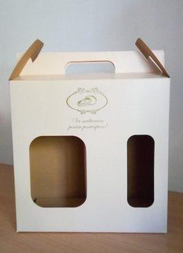 Cutii Prăjituri și Sticle Invitații De Nuntă Invitatii De Nunta